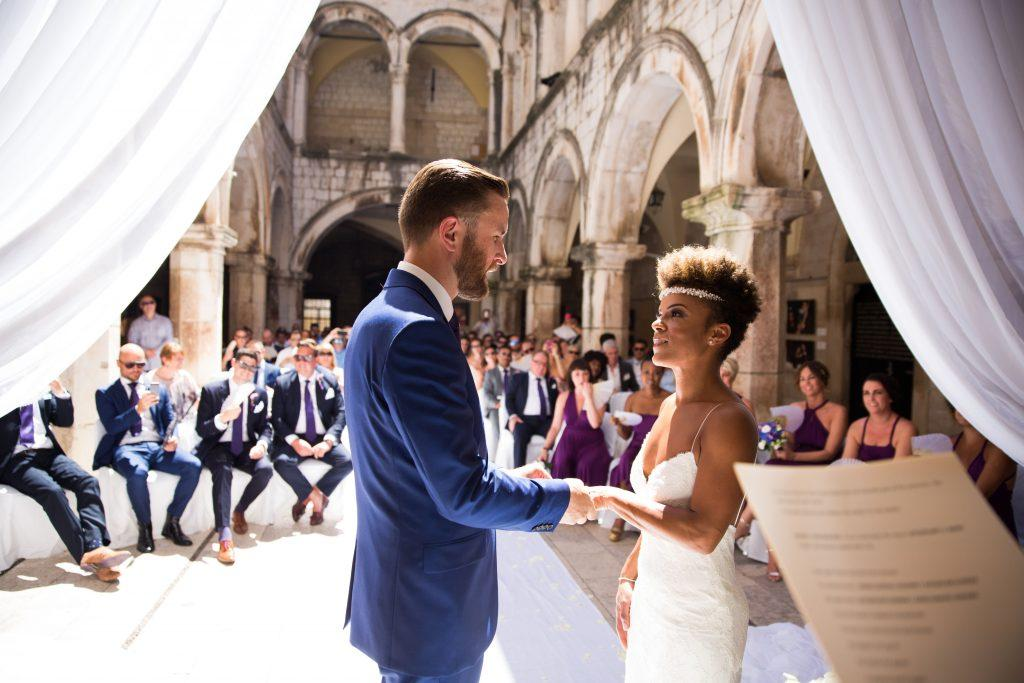 Sponza Dubrovnik wedding