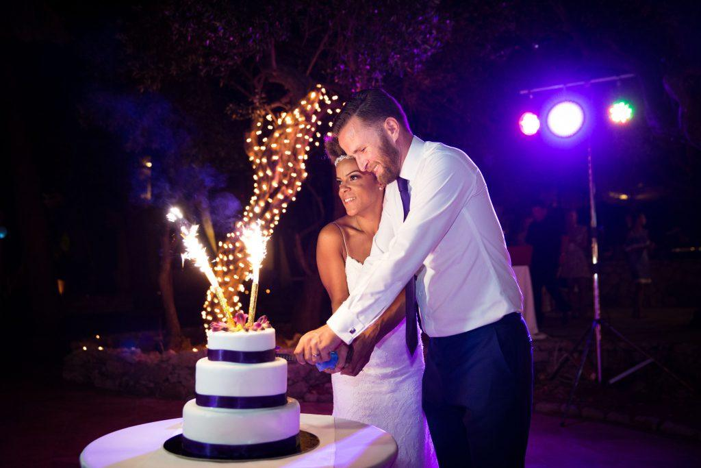 Wedding cake Villa Ruza