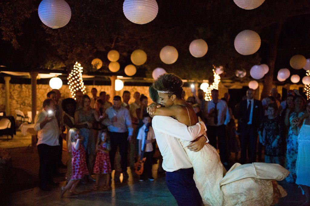first dance villa ruza