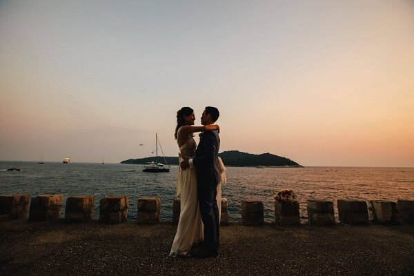 Dubrovnik Weddings becky vu