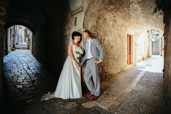 Dubrovnik Weddings kelly lee