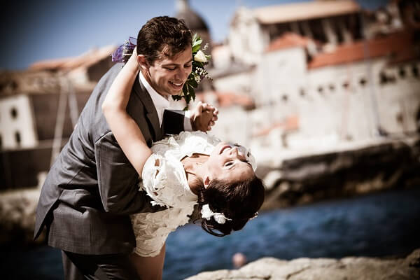 Dubrovnik Weddings rachel sergio
