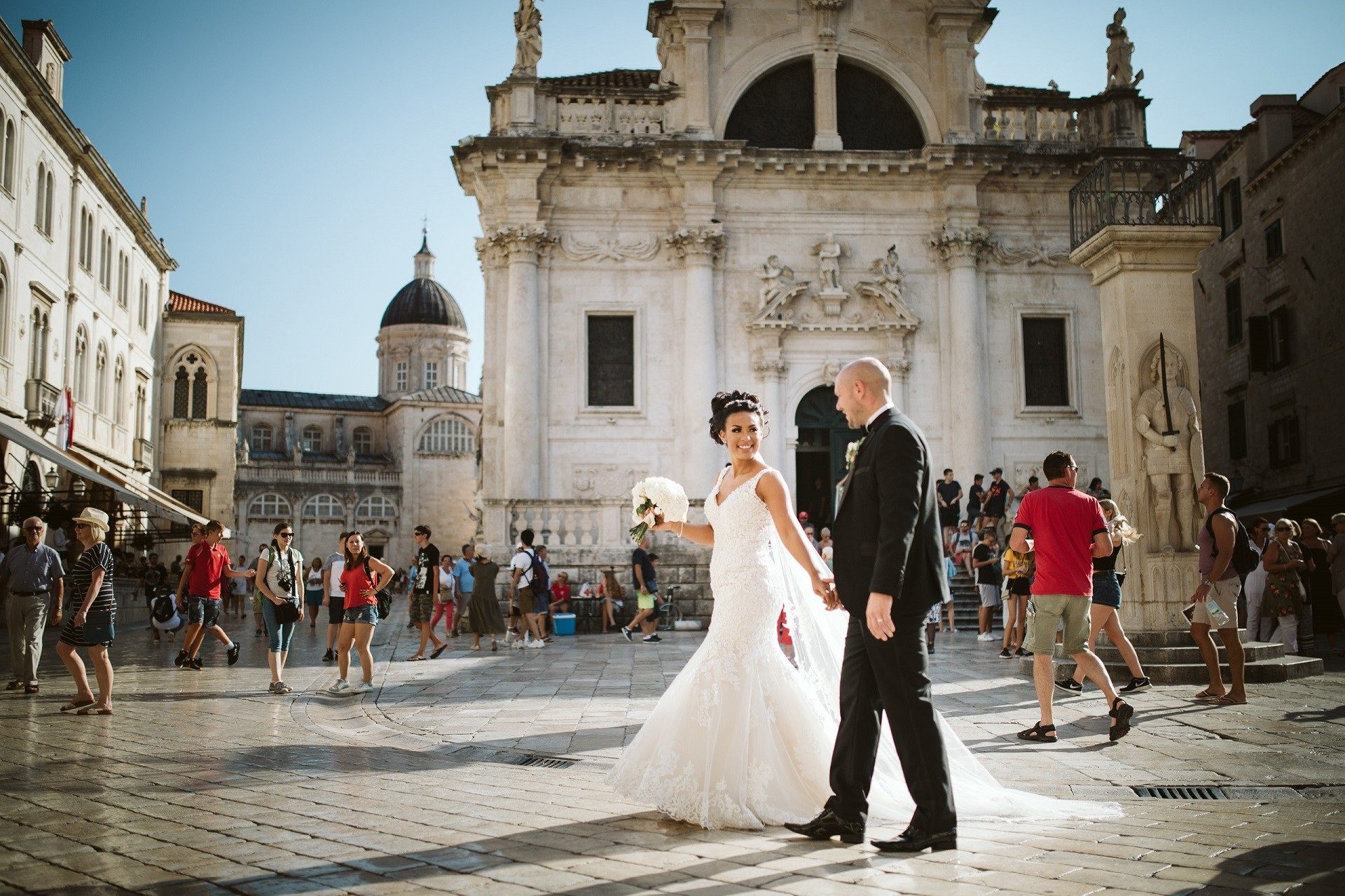 Dubrovnik Weddings Maddison Liam