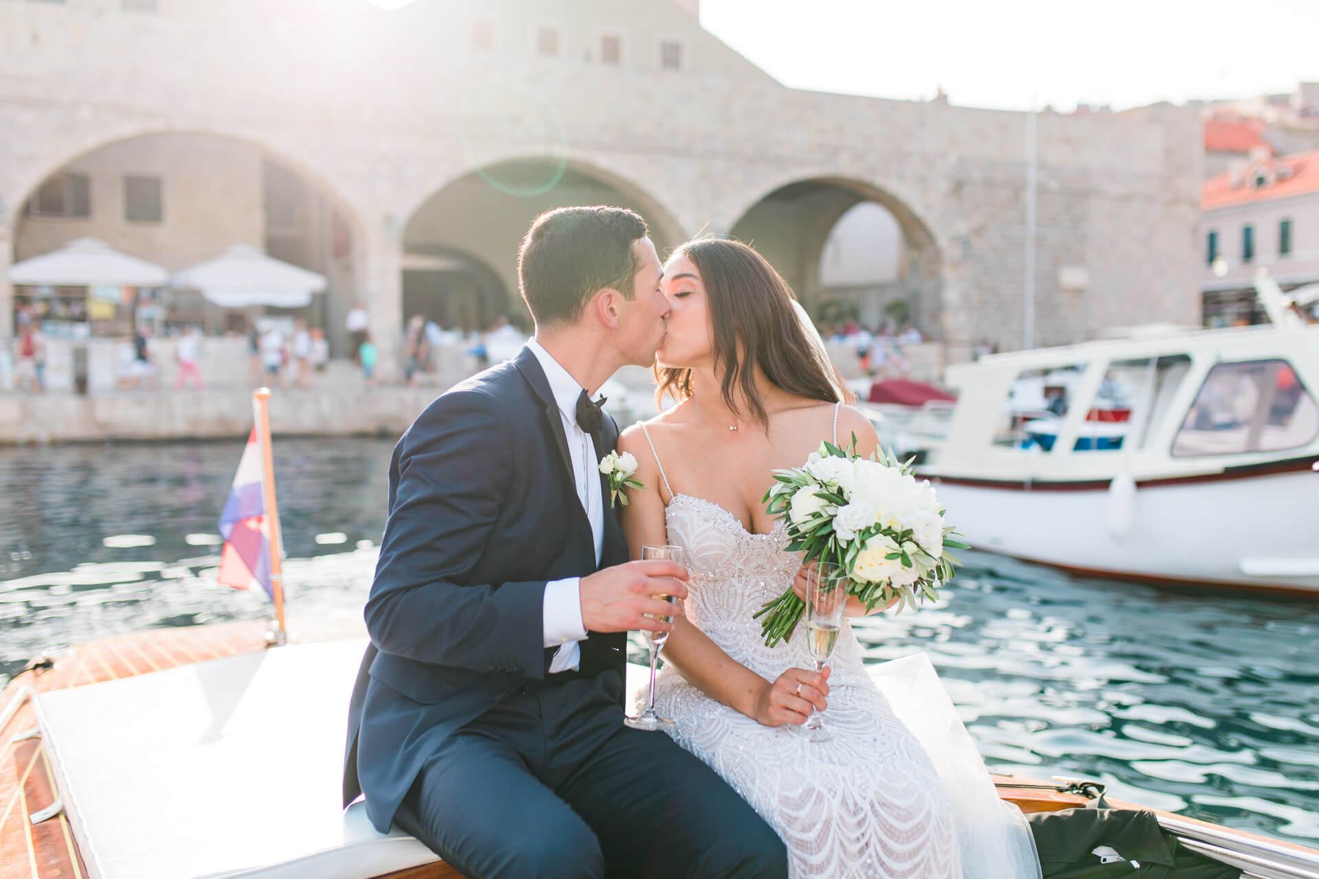 Dubrovnik Weddings Taylor Tomo